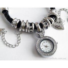 Браслет Часы в стиле Пандора (цвет на выбор)